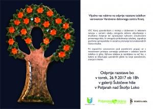 Otvoritev razstave - VDC Kranj